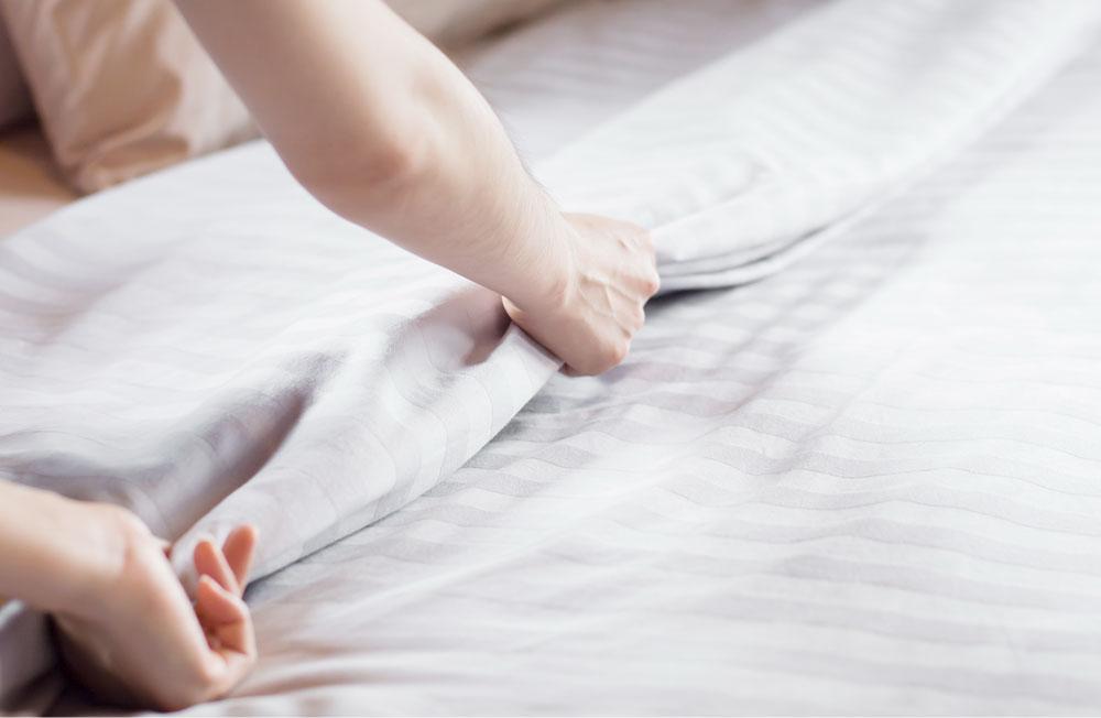 寝具と掃除・洗濯