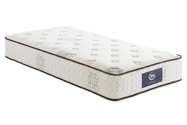 体をしっかりと支える寝返りが打ちやすい構造の厚めのマットレス サータ・ポスチャーべーシック 7.7 F1-N