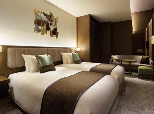 ザ セレスティンホテルズの室内